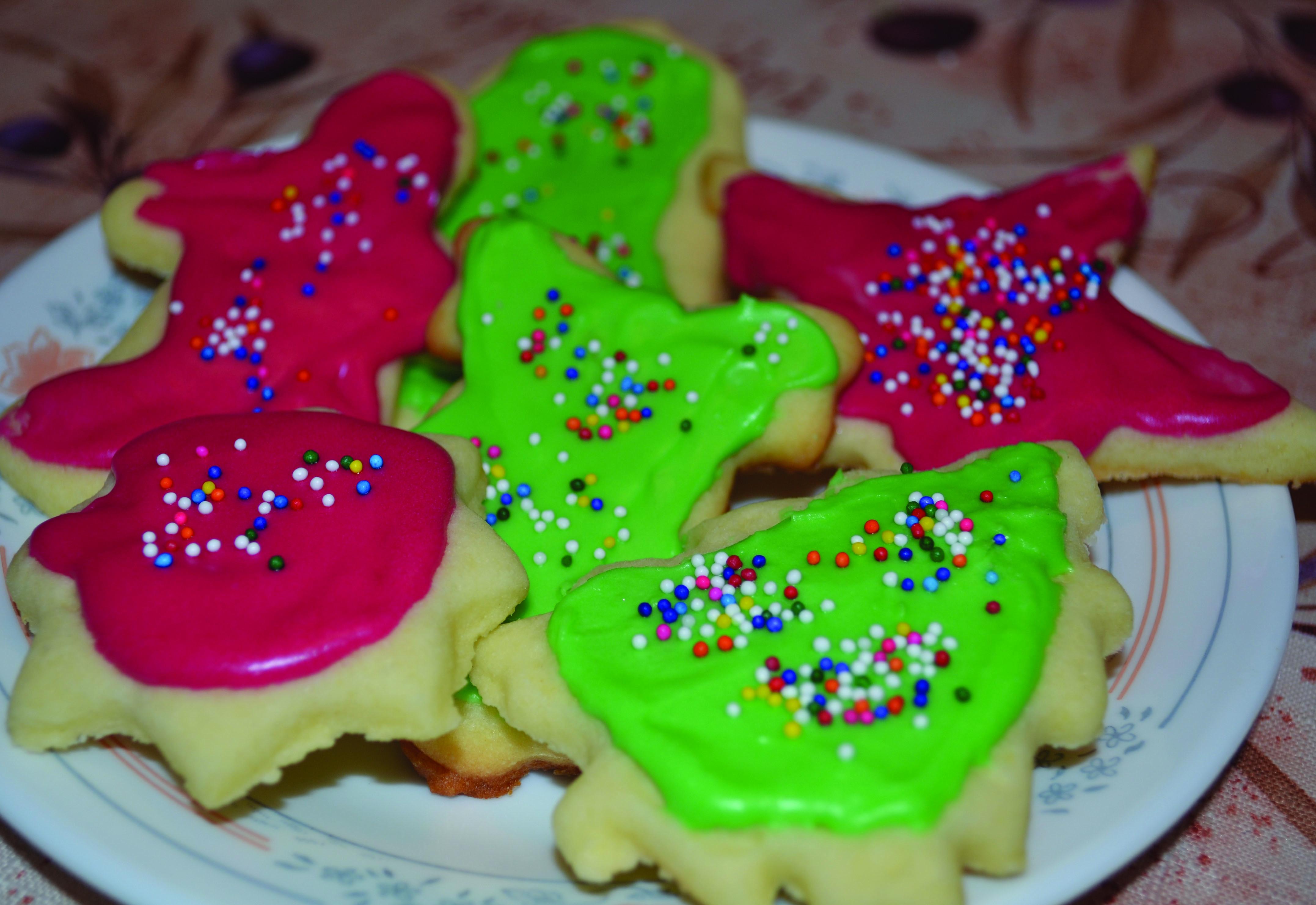 Christmas Baking: Sugar Cookies | Rural Route Ramblings