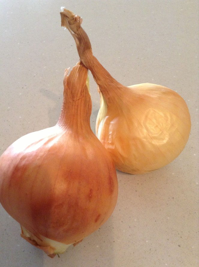 Onions come in handy when you want to add great flavour to a dish.