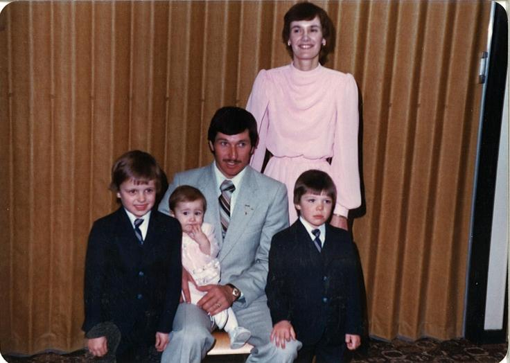 Family photo - 1983