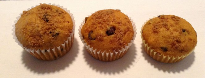 Delicious pumpkin muffins. Check out the recipe.