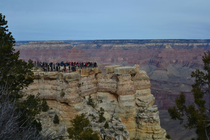 The Grand Canyon draws millions of visitors every year.