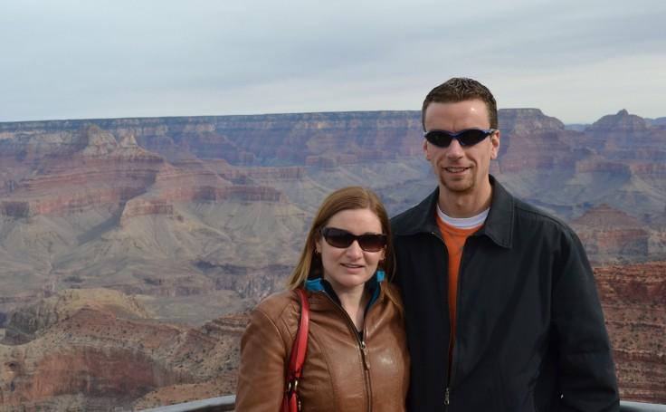 Grand Canyon, December 2013.