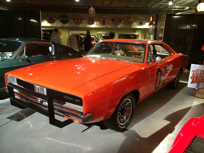 My favourite famous car - The General Lee.
