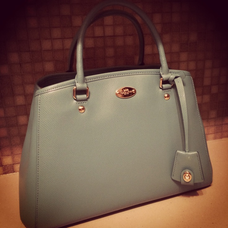 Blue_Coach_bag